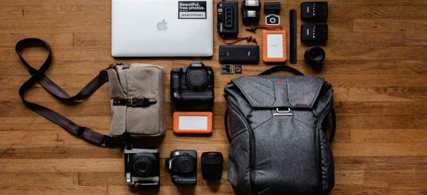 Utvalgt bilde Hva slags fotoutstyr trenger du 840x385 - Hva slags fotoutstyr trenger du?