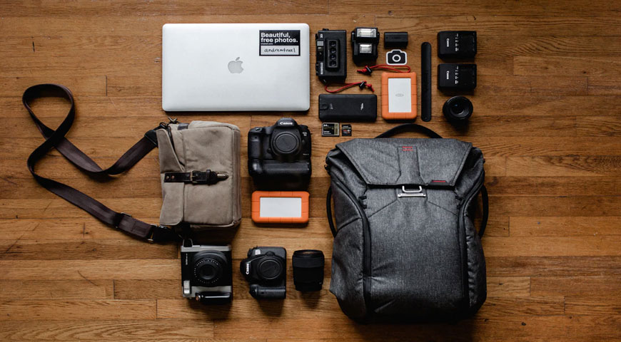 Hva slags fotoutstyr trenger du?